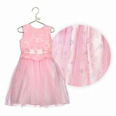 12 month size only! SALE Aurora Royal girls pink smocked dress
