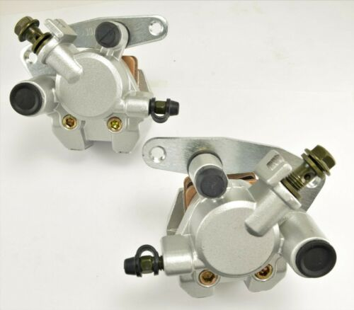 2007-14 REPLACEMENT FRONT BRAKE CALIPER SET FOR YAMAHA GRIZZLY 400//450