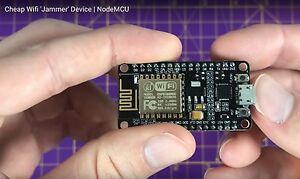 Ver-1-6-Deauther-Plug-amp-Play-WIFI-Jam-NodeMCU-Lua-ESP8266-ESP-12E-CP2102-FLASHED