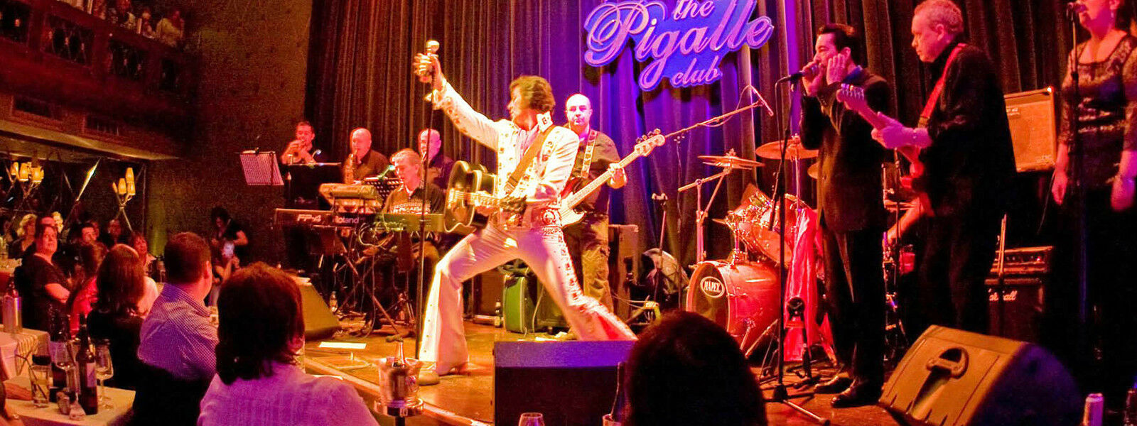 The Ultimate Elvis Tribute Artist Spectacular featuring Shawn Klush and Cody Ray Slaughter