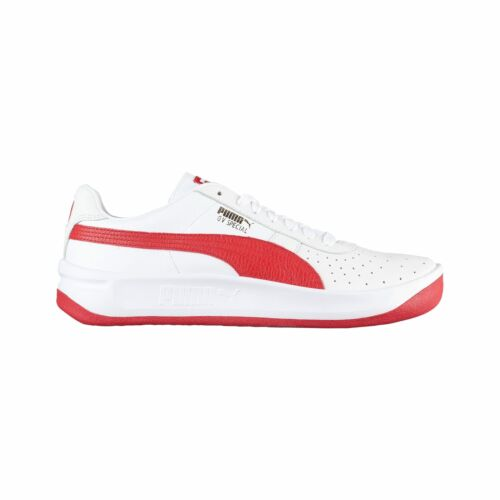 PUMA GV Special Men/'s White//Ribbon Red 36661307