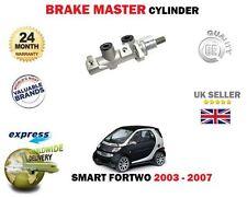 Para Smart Fortwo Coupe Cabrio 0.7 0.8 CDI 2000-2007 Nuevo Freno Cilindro Maestro