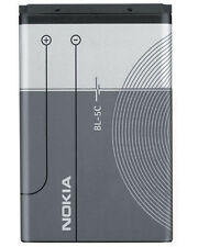 Replacement Battery 1000mAh 3.7V for Nokia BL-5C,BL-5CA,BR-5C,NKBF01