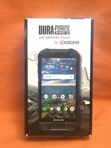 Details about NEW VERIZON KYOCERA DURAFORCE PRO 2 E6910N ANDROID RUGGED  SMARTPHONE 64GB LTE
