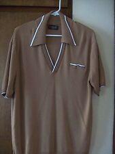 Ban lon knit men's shirt Hillsdale sz XL  USA vintage