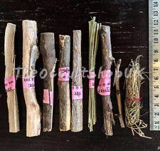 Charmed bastoncini di legno Rituale del fuoco erbe wicca strega MAGICA incantesimi Ouija Pozione