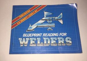 Blueprint reading for welders by ae bennett third edition sc ebay blueprint reading for welders by a e bennett third malvernweather Choice Image