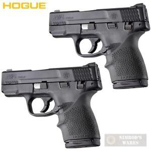 Two Hogue Bersa Thunder 380 Sr22 Pk380 Ppks 380 Grip Sleeves 18300