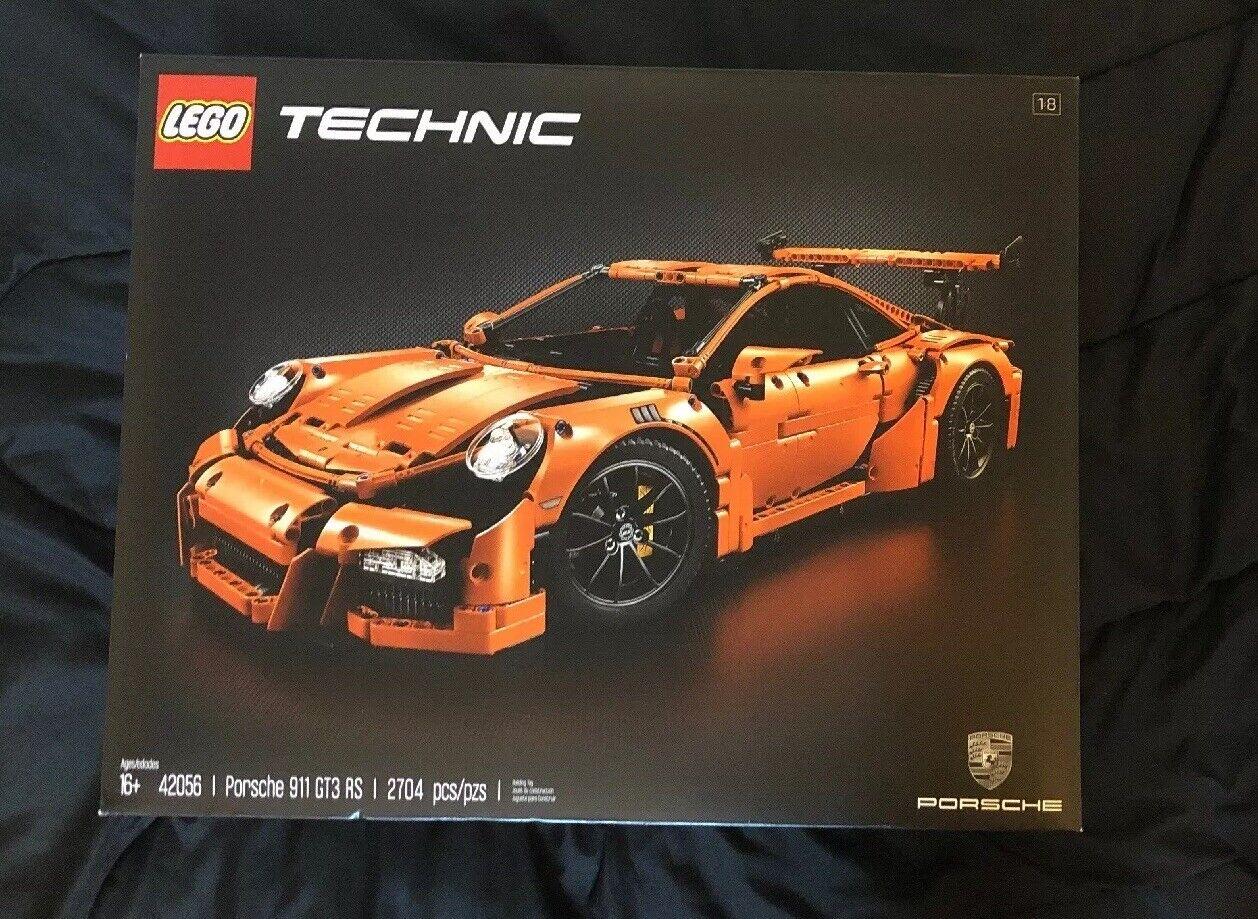 1  8 LEGO Technic Porsche 911 GT3 RS  prezzi più bassi