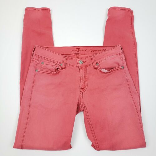 Mankind 7 Skinny Pants Guenevere 27 All For P6Ew6q7Z