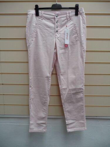 18R NUOVO con etichetta Casual SHEEGO Pantaloni Rosa ROSA Taglia 16R G038
