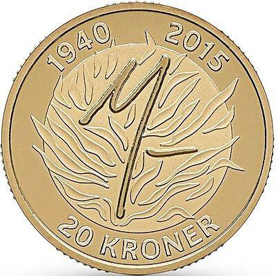 """Hjejlen Paddle Steamer/"""" 2011 Denmark 20 Kroner Uncirculated Coin /""""Ships"""