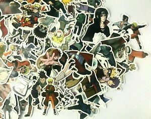 100-Lot-Anime-Naruto-Characters-Laptop-Wall-PS-XBOX-Notebook-Decal-Sticker-Pack