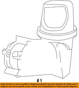 Mopar RL106253AF Power Steering Pump