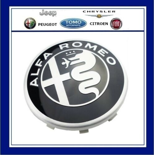 Genuine NEW ALFA ROMEO 159 BRERA GIULIETTA lega ruota centro CAP 50541227