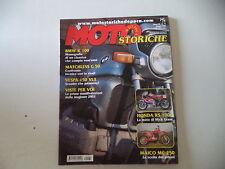MOTO STORICHE E D'EPOCA 5/2002 BMW K100/MAICO MC 250/VESPA 150 VL3/HONDA RS 1000