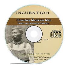 Old Time Folk Medicine, Cherokee Native American Healing Holistic Cures CD V81