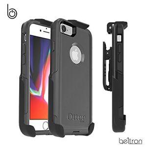 size 40 397a2 fb12c Details about Belt Clip Holster fits OtterBox Commuter Case -iPhone 7 Plus  8 PLUS 5.5