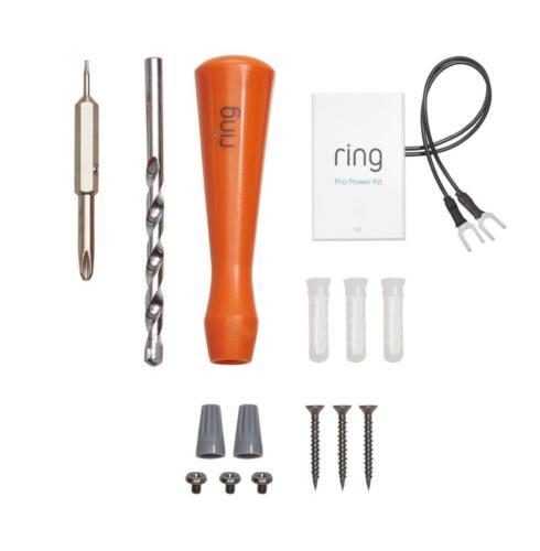 Ring Video Doorbell Pro Power Kit Set Version 2 NEW