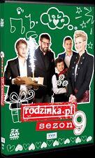 Rodzinka.pl (Box 2 DVD) Sezon 9 - Serial TVP - Region ALL / Polish, Polski