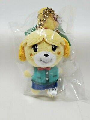 Animal Crossing Animal Crossing Isabelle smile S Plush Doll toy