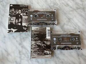 Depeche Mode 101 2 CASSETTE Tape Set 1989 Sire 9 25853-4 Dave Gahan, Martin Gore