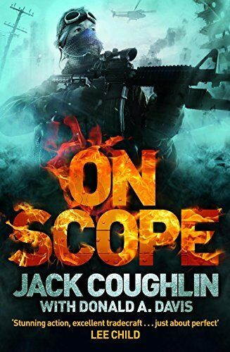 1 of 1 - JACK COUGHLIN ___ ON SCOPE ____ BRAND NEW ____ FREEPOST UK