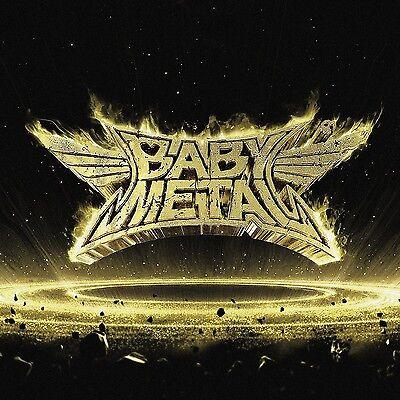 BABYMETAL - METAL RESISTANCE  CD NEW+