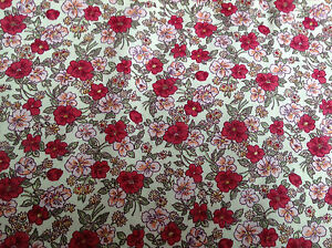 FLORAL 63930 NUTEX PATCHWORK FABRIC