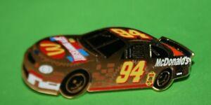 Pin-039-s-lapel-pin-pins-NASCAR-BILL-ELLIOTT-FORD-94-McDonalds-50th-Anniversary