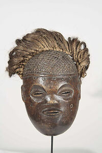 ART-PRIMITIF-AFRICAIN-MASQUE-TCHOKWE-DU-CONGO-RDC-ZAIRE