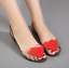 Womens-Beach-Sandals-Flat-Casual-Jelly-Heart-Transparency-Sweet-Heart-Shoes-HOT thumbnail 12