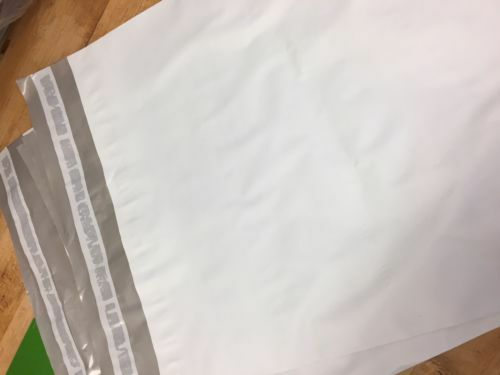 50 14.5X19  Plastic Poly Mailers  Shipping Envelopes bags