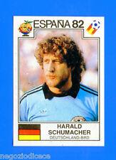 SPAGNA ESPANA '82 -Panini-Figurina-Sticker n. 112 - SCHUMACHER - GERMANIA -Rec