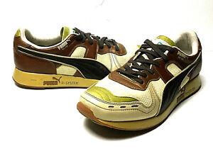 Rare-PUMA-Classic-R-System-RS-100-Shoes-Men-039-s-Size-11-5-M-228