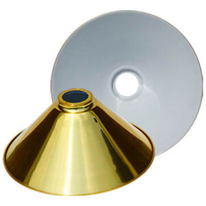 Sterling Replacement Solid Brass Shade Ebay