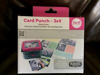 We R Memory Keeper 3x4 Card Punch