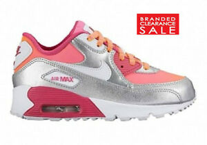 Bnib Pink 5 Größe Citrus Neue Premium White 4 Frauen Silber Nike Prm 6uk 90 Air Max TFcJ3K1l
