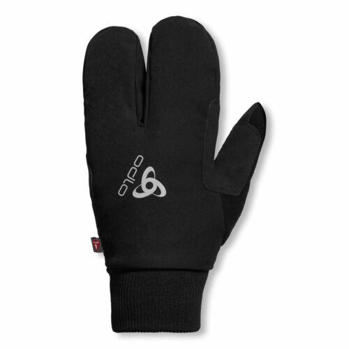 Odlo Unisex Drei-Finger-Handschuhe Langlaufhandschuhe Element X-Warm Gloves