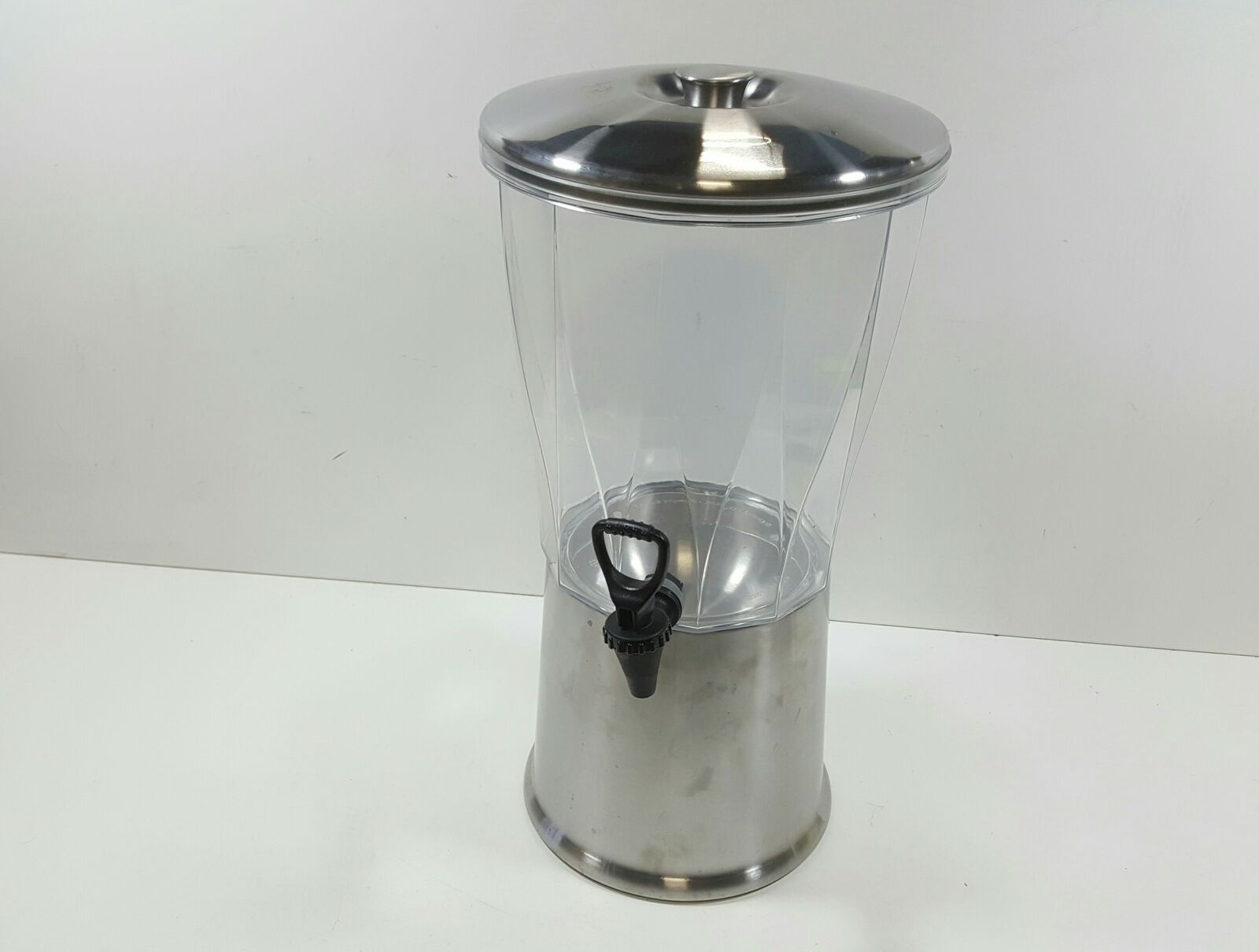 Stainless Steel BPA Free Service Ideas CBDRT3SS Beverage Dispenser Round 3 gal