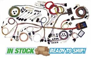 Admirable 62 67 Chevy Nova Classic Update American Autowire Wiring Harness Kit Wiring Digital Resources Warobapapkbiperorg