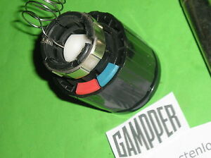 Capable 1 Gampper Thermostatkopf Fernfühler 331 F > Noir < Thermostat Thermostat-afficher Le Titre D'origine