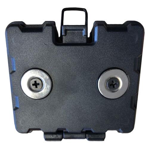 MAGNETIC STEALTH CAR STORAGE STASH BOX HIDDEN SAFE STICK ON METAL HIDE KEYS CASH