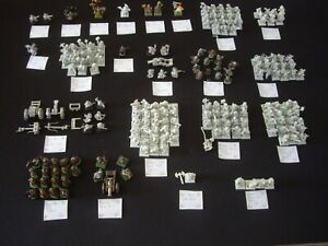 Details about Warhammer,Marauder,Harlequin Dwarf units and characters Mega  Multi listing A7