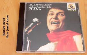 Georgette-Plana-Ses-grands-succes-16-titres-Boitier-neuf-CD