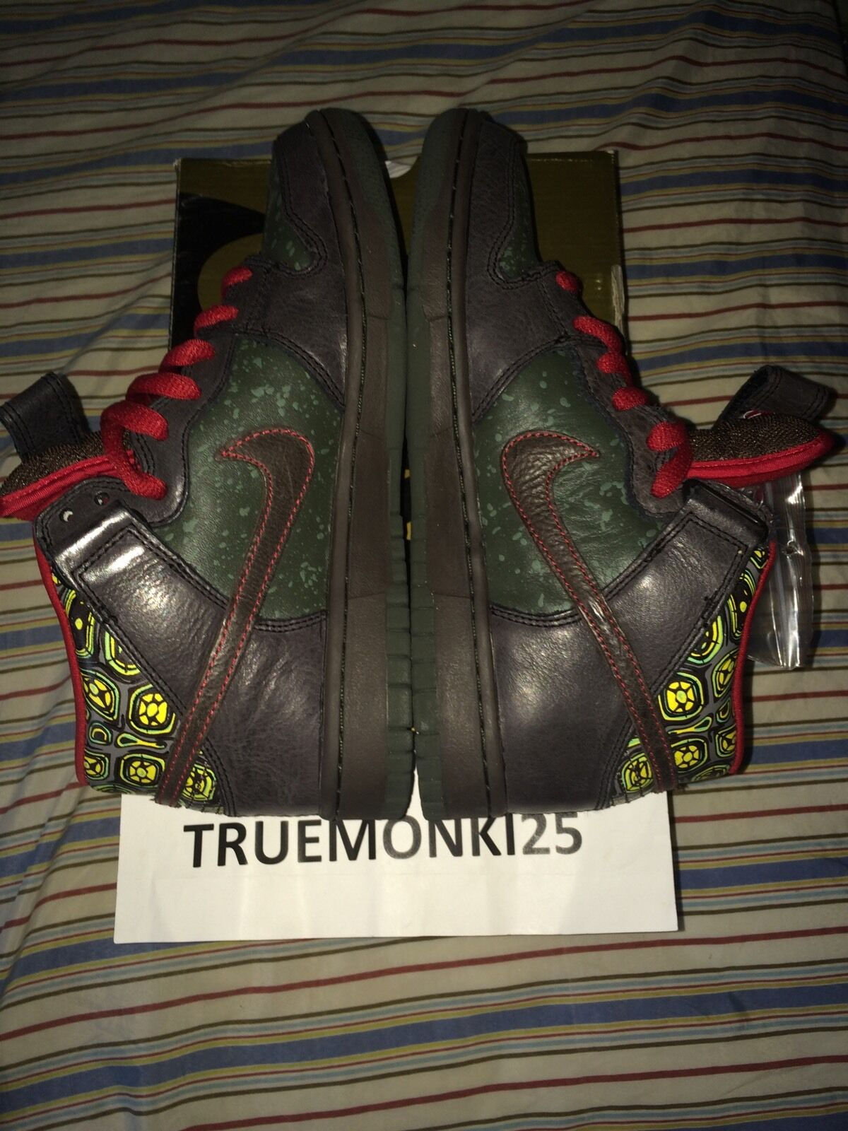 Nike Sb Moat Mid Price reduction Wild casual shoes