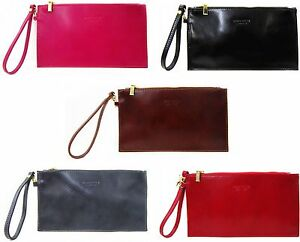 ladies-vera-pelle-italian-leather-evening-clutch-bag-with-wrist-strap