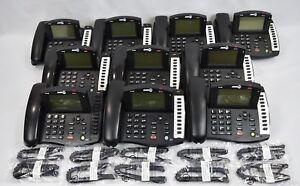 Lot-of-10-Fanstel-ST-118B-Black-Office-Business-Telephones
