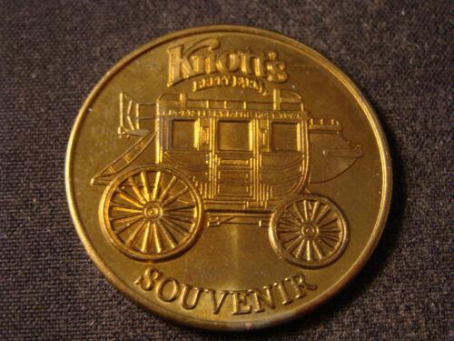 Knott/'s Berry Farm souvenir token