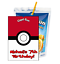 8 POKEMON PIKACHU PERSONALIZED CAPRI SUN suns LABELS BIRTHDAY PARTY FAVORS